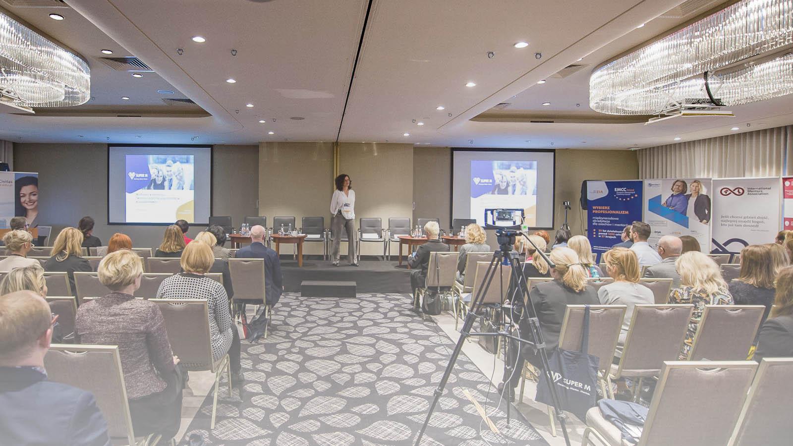 Konferencja Super M w Warszawie