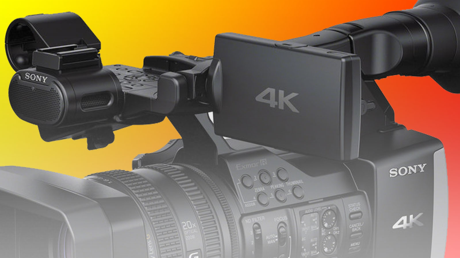 Kamera 4K.